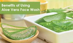 Aloe Vera Face Wash helps in the Maintenance of the Natural pH Balance of the Skin. Must Read @ http://bit.ly/2gMIotr