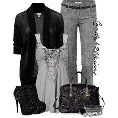 """""""grey and black"""""""