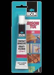 1 x 6305326 bison tix #universal #contact #adhesive glue non drip gel formula 50m,  View more on the LINK: 	http://www.zeppy.io/product/gb/2/271816733713/