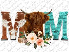 Cow Png, Sunflower Png, Monogram Decal, Tumbler Designs, Custom Tumblers, Westerns, Moose Art, Sculpture, Etsy