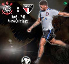 André - Corinthians X São Paulo