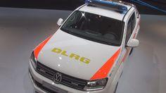 Volkswagen Amarok of German Life Saving Association