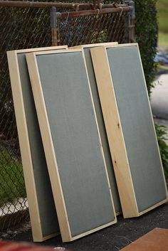 Building Sound Panels - Building Sound Panels – an album on. Best Picture For Audio Room mode. Home Studio Setup, Studio Build, Music Studio Room, Studio Desk, Sound Studio, Music Recording Studio, Recording Studio Design, Home Studio Musik, Studio Soundproofing