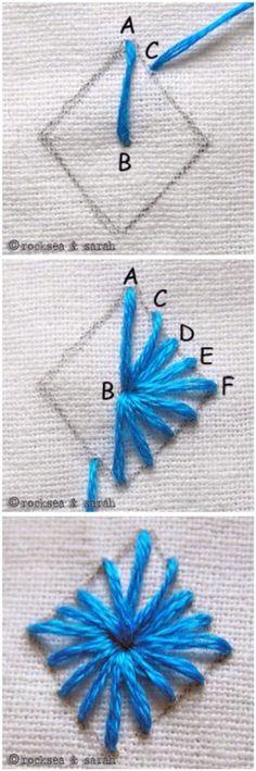 刺绣1-4 - 堆糖 发现生活_收集美好_分享图片
