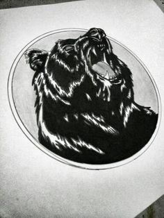 Finished!  #bear