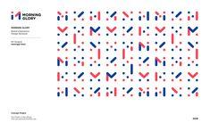 모닝글로리 BX디자인 리뉴얼컨셉 Ver 2.0 - 브랜딩/편집 · UI/UX, 브랜딩/편집, UI/UX, 그래픽 디자인, 브랜딩/편집 Ci Design, Design System, Book Design, Graphic Design Projects, Graphic Design Typography, Dynamic Logo, Bussiness Card, Medical Logo, Grafik Design