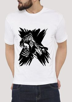 Hugh Jackman as Wolverine T Shirts Hot Item  fashion  clothing  shoes   accessories 185a4d1903