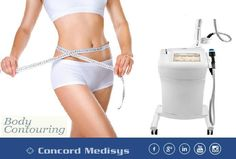 Body contouring is an non-invasive technique to achieve a perfect body we desire. It is the perfect way to target problem areas of fat, loose skin and cellulite. Concord Medisys offers a wide range of body contouring machines at the affordable prices.