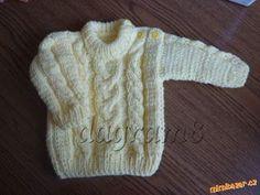 online bazar a rodinný inzertní server Baby Boy Knitting Patterns, Baby Sweaters, Kids And Parenting, Fur Coat, Crochet, Jackets, Crafts, Dresses, Fashion