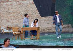 PROVE // LA TRAVIATA // 2012 // Foto Alfredo Tabocchini. La Traviata degli specchi. #allieviemaestri #traviata #altrochelopera www.sferisterio.it