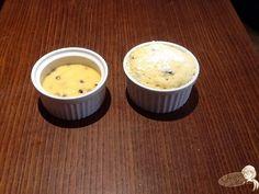 Tortine in tazza al microonde