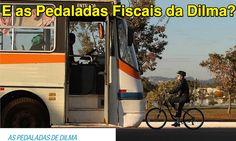 E as Pedaladas Fiscais da Dilma? ➤ http://oglobo.globo.com/brasil/as-pedaladas-de-dilma-16493995 ②⓪①⑤ ⓪⑥ ①⑨ #Impeachment