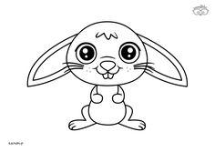 Kolorowanka Zajączek #naukarysowania #dladzieci #edusiaki #kolorowanki #krokpokroku Minnie Mouse, Disney Characters, Fictional Characters, Art, Art Background, Kunst, Performing Arts, Fantasy Characters, Art Education Resources