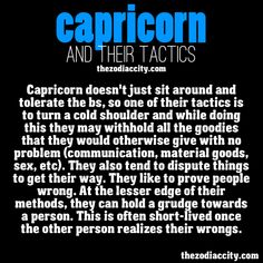 Capricorn women are generally among the harder signs to understand, with their numerous personality traits that very often confuse partners in the early stages of a relationship. Description from pinterest.com. I searched for this on bing.com/images