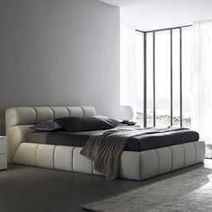 Cloud platform bed