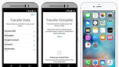 Apple Move To iOS Android Market'te ücretsiz
