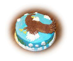 Giant Eagle Birthday Cake Catalog