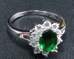 My favorite emerald ring. Please be come