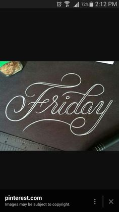 28 Beautiful Examples Of Hand Lettering Typography To Inspire You Beauty Design