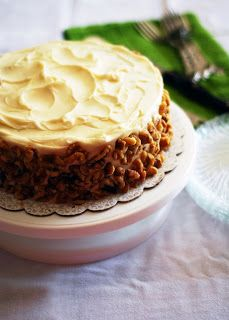delicious inspiration.: Gluten Free Carrot Cake Recipe.