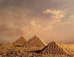 """Cerealism"" : Art With Breakfast Cereal"