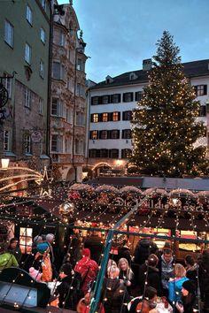 Christmas Market 2012, Innsbruck_ Austria