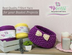 Now choose your favourite  colour on web site and begin to crochet a suitable basket 😉👉 www.retwisst.com