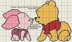 Winnie de pooh baby