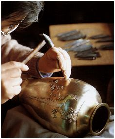 職人、伝統工芸