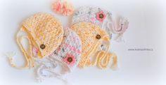 Návody háčkování Krampolinka · Návody a videa na háčkování Ravelry, Crochet Hats, Color, Fashion, Knitting Hats, Moda, Fashion Styles, Colour, Fashion Illustrations