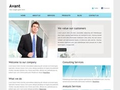 Business Website