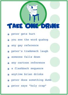 Best simple drinking games