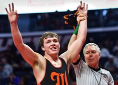 CHAMPAIGN — Washington's dominating duo of Jacob Warner and Dack Punke capped incredible individual prep careers in typically overpowering