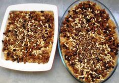 veggy nice: arroz de forno (inspirado numa receita do livro om...
