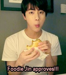 Food taster Jin and his new found love for burgers (2/2)
