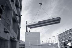 LCT ONE Baudetail, Fotograph Büro Kaufmann - AL
