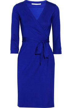 Diane von Furstenberg wrap dress ($285)