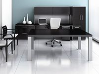 X Series Casegoods Smart Office, Office Desk, Office Phone, New Furniture, Office Furniture, Conference Table, Storage, Planes, Design