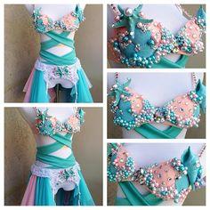 mermaid inspired <3