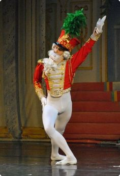 The Nutcracker Doll in Moscow Ballet's Great Russian Nutcracker