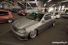 Class C Mercedes-Benz Air suspension