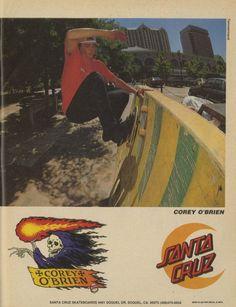 corey obrien skateboarder - Google Search