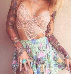 lace + florals #forloveandlemons