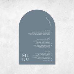Wedding Menu Cards, Simple Wedding Invitations, Printable Wedding Invitations, Wedding Stationary, Invites, Stationary Design, Menu Design, Book Layout, Stationery