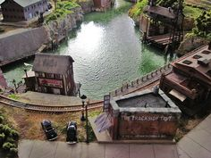 Nscale Model Train Layouts
