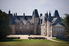 Chateau de Mézangers!!!