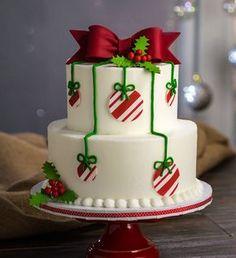 40 Gâteaux dans l'Esprit de Noël (9)