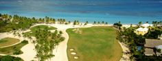 La Cana Golf Course in Punta Cana