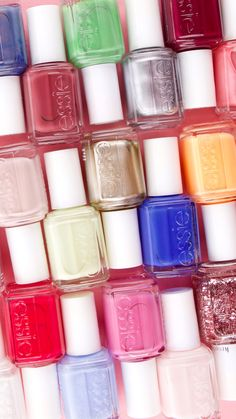 a few of our favorite things. Nail Polish Colors, You Nailed It, Fashion Beauty, Face Makeup, Photo And Video, Pedi, Nails, Michigan, Favorite Things