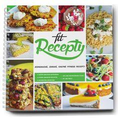 Kniha Fit Recepty 1.diel Potato Salad, Potatoes, Meat, Chicken, Ethnic Recipes, Fitness, Potato, Cubs